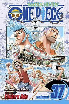 One Piece Manga Vol.  37