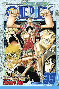 One Piece Manga Vol.  39