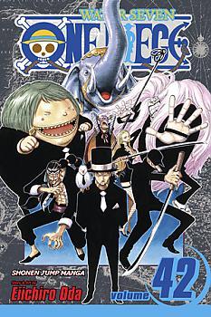 One Piece Manga Vol.  42