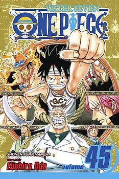 One Piece Manga Vol.  45