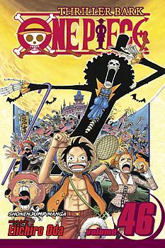 One Piece Manga Vol.  46