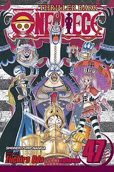 One Piece Manga Vol.  47