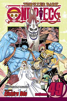 One Piece Manga Vol.  49