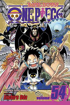One Piece Manga Vol.  54