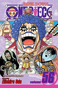 One Piece Manga Vol.  56
