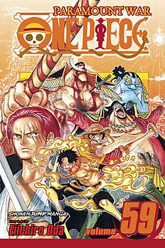 One Piece Manga Vol.  59