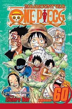 One Piece Manga Vol.  60