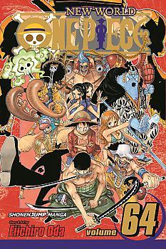 One Piece Manga Vol.  64