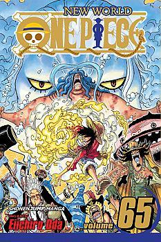 One Piece Manga Vol.  65