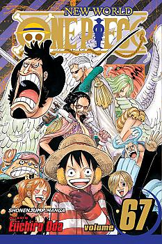 One Piece Manga Vol.  67