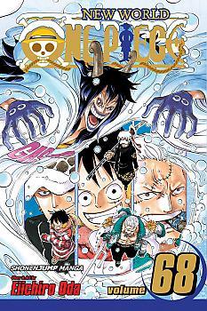 One Piece Manga Vol.  68