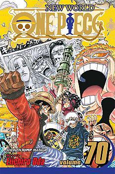 One Piece Manga Vol.  70