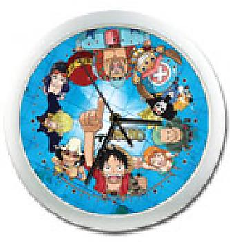 One Piece Clock - Straw Hat Pirates Dial