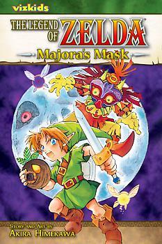 Zelda Manga Vol.   3 (Majora's Mask)