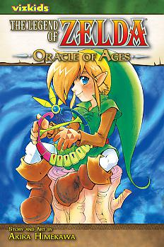 Zelda Manga Vol.   5 (Oracle of Ages)