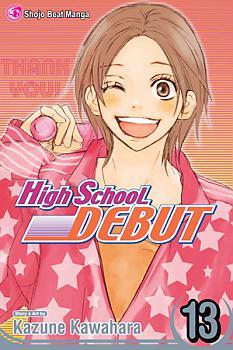 High School Debut Manga Vol.  13