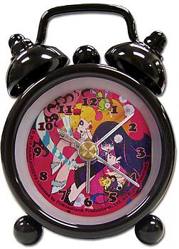 Panty & Stocking Desk Clock Mini - Panty & Stocking