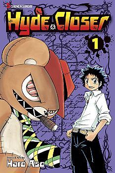 Hyde and Closer Manga Vol.   1