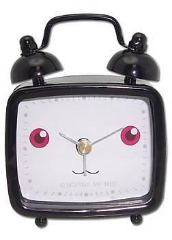 Puella Magi Madoka Magica Desk Clock Mini - Kyubey