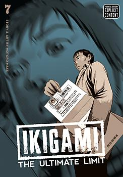 Ikigami: The Ultimate Limit Manga Vol.   7