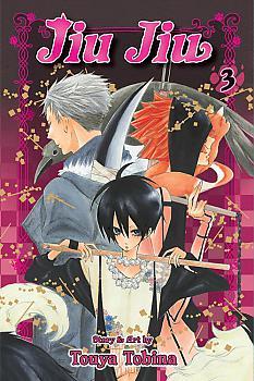 Jiu Jiu Manga Vol.   3