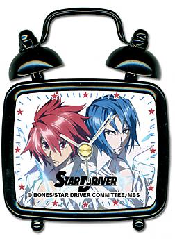 Star Driver Desk Clock Mini - Pretty Boy