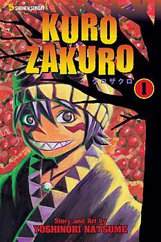 Kurozakuro Manga Vol.   1