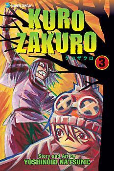 Kurozakuro Manga Vol.   3