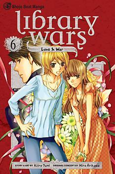 Library Wars: Love and War Manga Vol.   6