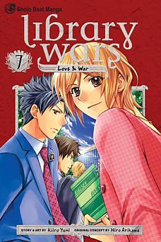 Library Wars: Love and War Manga Vol.   7