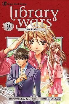 Library Wars: Love and War Manga Vol.   9