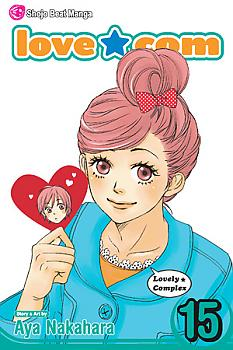Love*Com Manga Vol.  15