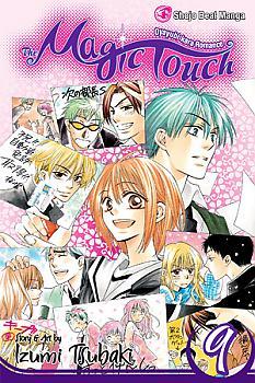 Magic Touch, The Manga Vol.   9