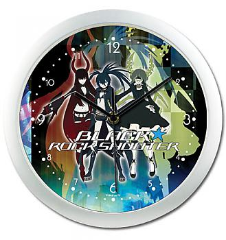 Black Rock Shooter Wall Clock - 3 Girls