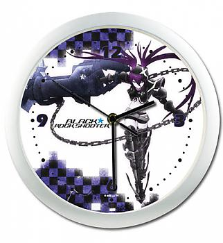 Black Rock Shooter Wall Clock - Insane BRS