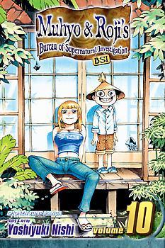 Muhyo and Roji's Manga Vol.  10