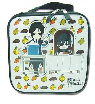 Black Butler Lunch Bag - Curry Dinner