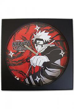 Naruto Shippuden Wall Clock - Naruto Kunai Attack