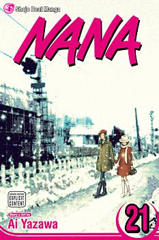Nana Manga Vol.  21