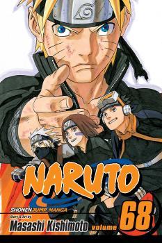 Naruto Shippuden Manga Vol.  68