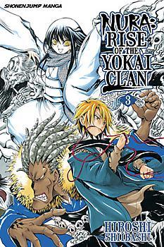 Nura: Rise Of The Yokai Manga Vol.   3