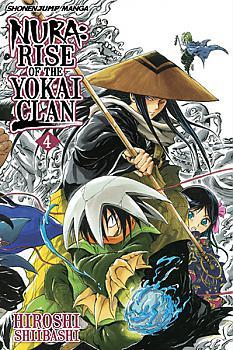 Nura: Rise Of The Yokai Manga Vol.   4