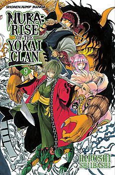Nura: Rise Of The Yokai Manga Vol.   9