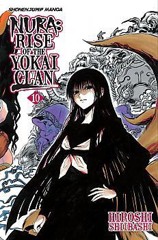 Nura: Rise Of The Yokai Manga Vol.  10