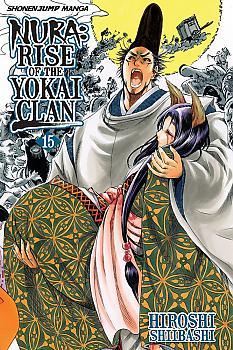 Nura: Rise Of The Yokai Manga Vol.  15