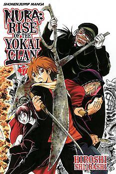 Nura: Rise Of The Yokai Manga Vol.  17