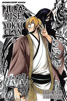 Nura: Rise Of The Yokai Manga Vol.  19