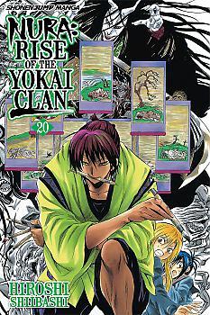 Nura: Rise Of The Yokai Manga Vol.  20