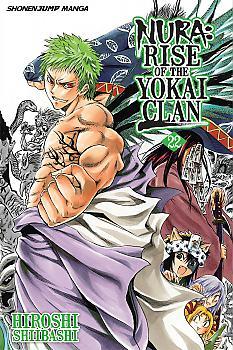 Nura: Rise Of The Yokai Manga Vol.  22