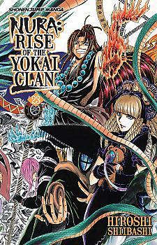 Nura: Rise Of The Yokai Manga Vol.  23